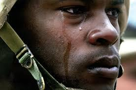 marine-crying