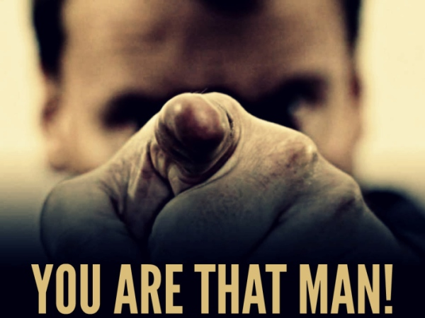 you are that man