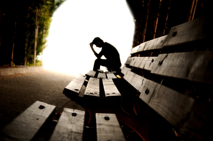 Depression, teen depression, pain, suffering, tunnel