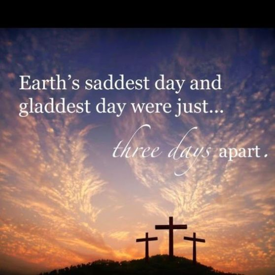 Earth's saddest day and gladdest day were just...three days apart